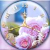 rose_clock_live_wallpaper