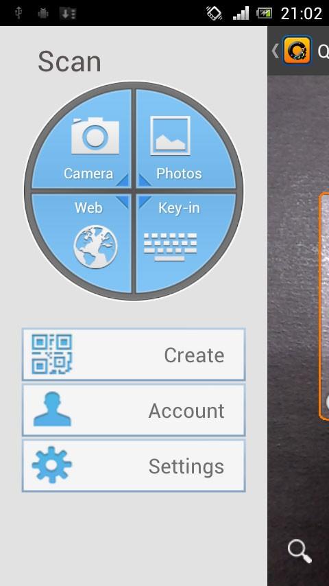 Приложение QuickMark для распознавания QR ...: androidsfaq.com/apk/548