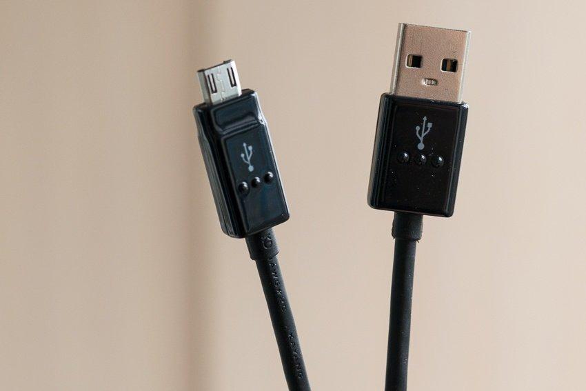 Сравнение кабелей для зарядки