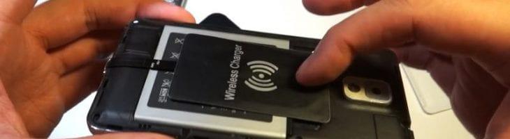 устройство андроид на зарядке