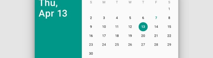 дата и время андроид