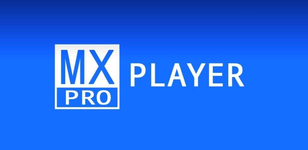 Логотип MX Player