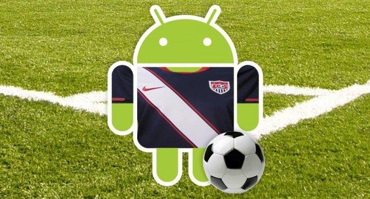 Android футболист