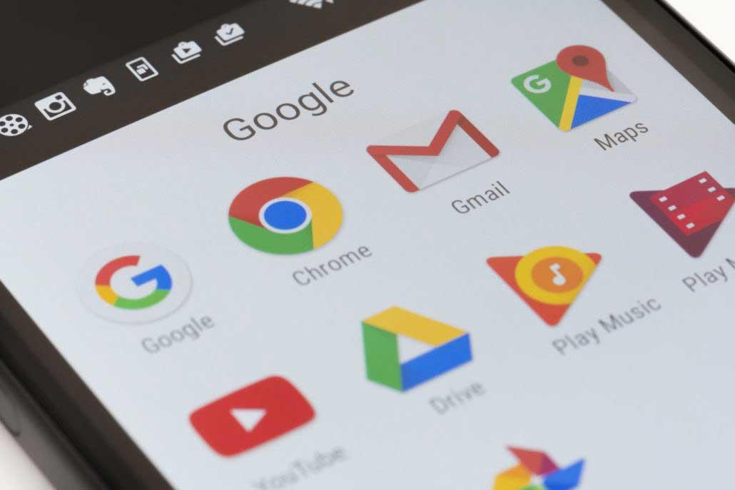 Аккаун Google