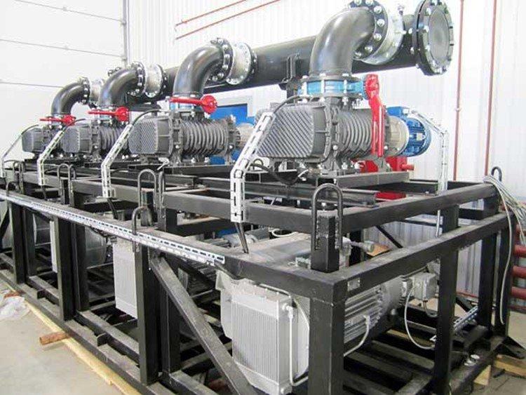 Применение вакуумной техники в производстве