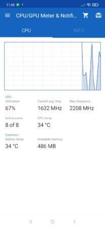 CPU/GPU Meter
