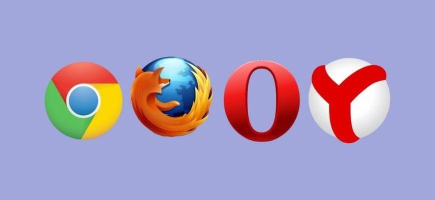 История браузера яндекс в телефоне