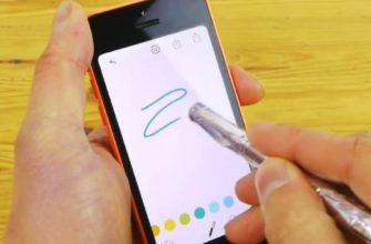 как сделать стилус для телефона своими руками