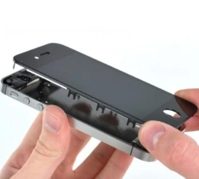 Замена дисплея экрана модуля на телефоне